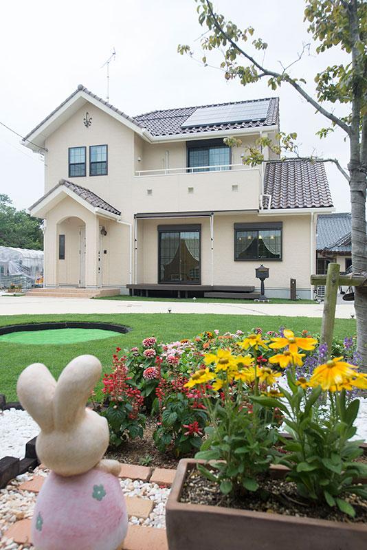 千葉県旭市の注文住宅