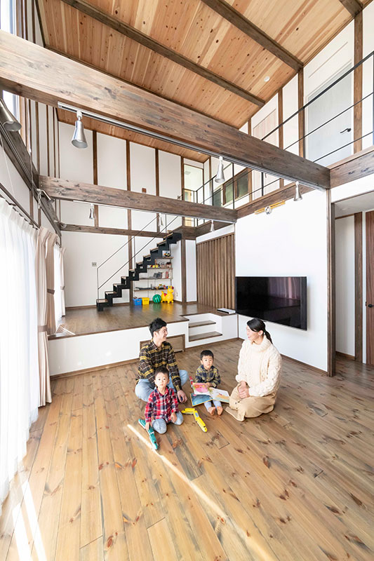 千葉県成田市の注文住宅