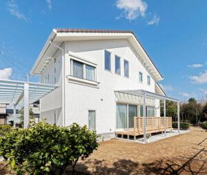 茨城県神栖市の注文住宅