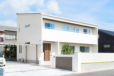 千葉県香取市の戸建て住宅