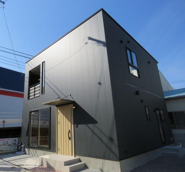 IE 革新、ワンズキューボ木の家