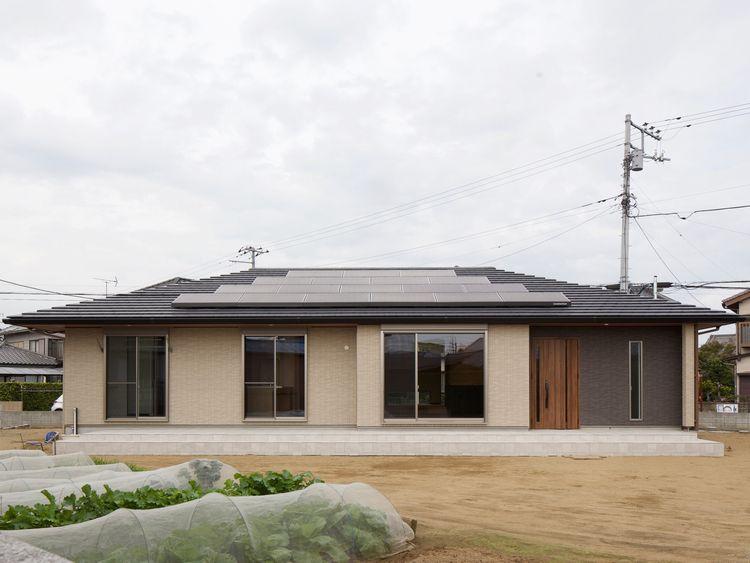 香取市で高性能な平屋住宅